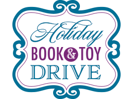 Holiday Book and Toy Drive